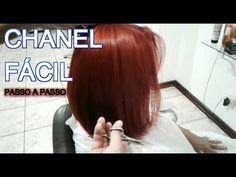 CORTE CHANEL (EXPLICADO e SUPER FÁCIL PARA INICIANTES) -Daniela Soares - YouTube