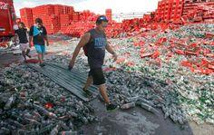 Have Coca Cola grown a conscience?