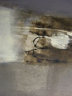 "Saatchi Online Artist: Katherine Boland; Painting 2013 New Media ""Seismic Shift #31"""