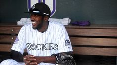 colorado rockies images players 2013 | Colorado Rockies Dexter Fowler Making a Strong Case for All-Star Game