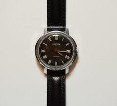 Men's Watch Vintage Collectible USSR WOSTOK by bestLuba on Etsy #men'swatch #watch #gifthim #forhim #WOSTOK