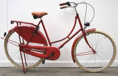 Diary of a Vintage Girl | Vintage Fashion & Lifestyle: The Vintage Cycling Bug
