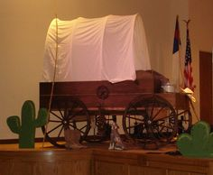 Western VBS Decor
