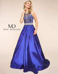 cfe8251f22ee2 Ball Gowns by Mac Duggal Sleeveless