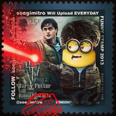 Harry Potter and the Deathly Hallows (Part 2) Minion