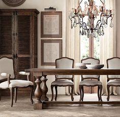 17th C. Monastery Rectangular Dining Table