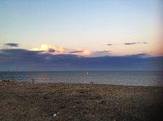 21 Settembre. La fine del pomeriggio. #Ventotene #Natura #paesaggio #mare