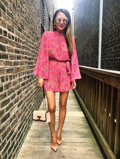 39 Ideas fashion spring summer cute rompers for 2019 Spring 2015 Fashion, Spring Outfits, Outfit Summer, Romper Outfit, Cute Rompers, Casual Chic Style, Chanel Chanel, Chanel Bags, Fashion Outfits