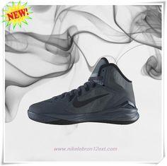 Fast Shipping Nike Hyperdunk 2014 Low Dark Grey Hyper Turquoise