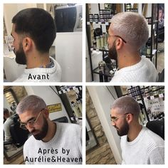 "7 Me gusta, 1 comentarios - Orely (@aurelie_samson) en Instagram: ""#men #decoloration #cut #cutmen #rloungemetz #keune #boulevarddetreves #metz #coiffeurmetz…"""