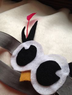 Handmade Infant Girls Owl Costume by dejarnetdesigns on Etsy