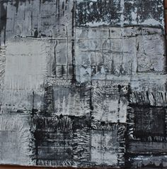 #Mixed media #collage on canvas, by Cris Lewis