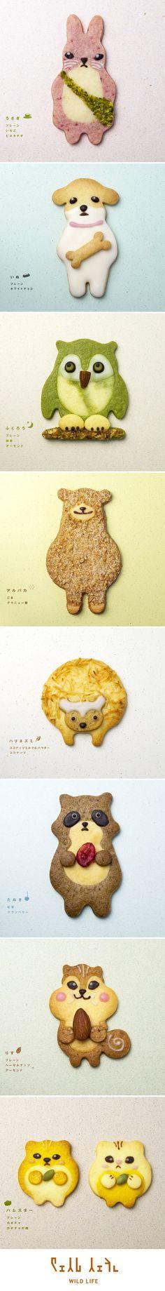 animal, cookie, food | http://Godgul.com