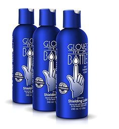 Gloves In A Bottle Shielding Lotion for Hands  Body 8oz 3Pack *** You can find more details by visiting the image link-affiliate link.