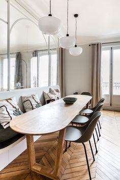 Design My Kitchen, Minimalist Interior, Bathroom Interior Design, Living Room Designs, Dining Table, House, Mood, Furniture, Home Decor
