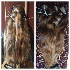 Long Hair Ponytail, Braids For Long Hair, Ponytail Hairstyles, Cut My Hair, Long Hair Cuts, Punishment Haircut, Brunette Hair Cuts, Beautiful Long Hair, Short Hair Styles