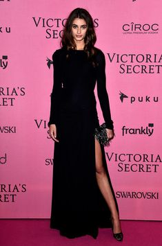 Taylor Hill Photos - Model Taylor Hill attends the after party for the annual Victoria's Secret fashion show at Earls Court on December 2, 2014 in London, England. - Taylor Hill Photos - 780 of 795