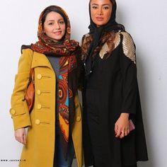 عکس و مدل لباس نازنین بیاتی در نمایشگاه دچار بهاره افشاری