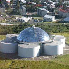 Perlan. Reykjavik, Iceland
