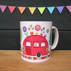 Caravan Mug with gift box