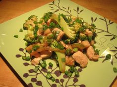 Chicken and Broccoli Stir Fry Recipe – The Lemon Bowl
