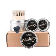 Can You Handlebar Beard Ultimate Grooming Kit