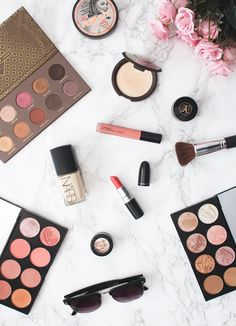 Just Little Things // Beauty, Fashion & Lifestyle : Summer Makeup Bag Essentials