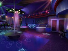 nightclub episode interactive anime night backgrounds huniepop wallpapers location deviantart фон story strip discoteca bedroom google wikia sfondi аниме neon