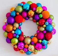 images of jewel tone christmas decorations | have way more beautiful jewel-tone ornaments than I can fit on my ...