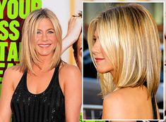 Get Jennifer Aniston's Long Angled Bob