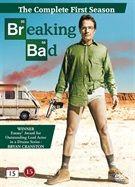 Breaking Bad - Kausi 1 (DVD)