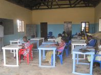 Finally! Classes have begun in Mikocheni... Visit us at www.Facebook.com/AfricaKids to find out more about the projects we support in Tanzania