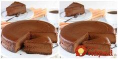 Úžasný receptík, naozaj rýchly a fantasticky chutný. Milovníci čokolády, toto je niečo pre vás! Raw Vegan Cheesecake, Cheesecake Recipes, Sweet Desserts, Delicious Desserts, Swiss Roll Cakes, Ice Cream Candy, Snack Recipes, Snacks, Mini Cheesecakes