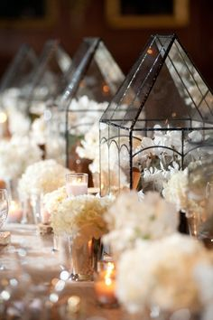 lovely wedding tables