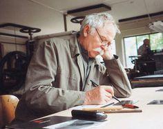 80 Jahre Janosch: Seine schönsten Bilder - BRIGITTE