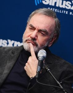 "Snapshot: October 22 - Neil Diamond        - ""Hmm."" Neil Diamond contemplates ""The Art Of Love"" during a SiriusXM Town Hall on Oct. 21 in New York"