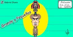 Animador Studios Gabriel: Ufff Termine con Dibujando... Grande y Pequeños :3