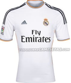 New Real Madrid Kit Adidas Fly Emirates Real Madrid Home Goakeeper Shirt ad425dc48