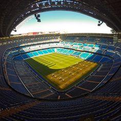 Santiago Bernabéu Stadium Tour (21 Remarkable Things to Do in Madrid Spain).