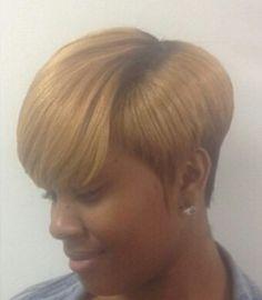 Short hair rocks;~) Neka Russell's Board
