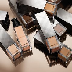 New Fresh Glow Fluid Foundation from Burberry – a multi-use fluid for all skin types
