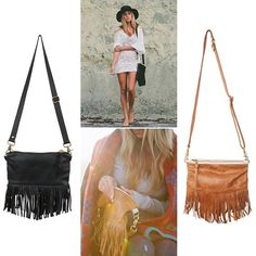 """""""Treat yourself to the best purse ever from @raiscase available in Black and Tan this fringe messenger only gets better with age. Shop in store or online www.soulproject.com #fringe #softasbutter #raiscase #getinmycloset #leather #handcrafted #ocstyle #thesoulproject #lagunabeach #shoplocal #shoponline"""" Photo taken by @thesoulproject on Instagram, pinned via the InstaPin iOS App! http://www.instapinapp.com (08/22/2015)"""