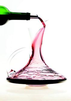 Decantador vino