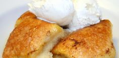 Crock Pot Apple Dumplings - great for fall or the holidays and so yummy! www.getcrocked.com