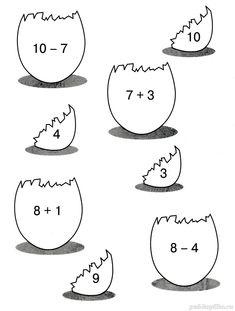 Математические задания для детей 5 лет в картинках 10