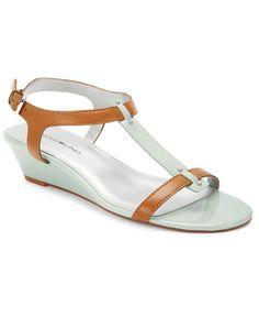 Bandolino Shoes, Gurrey Demi Wedge Sandals - Espadrilles & Wedges - Shoes - Macys