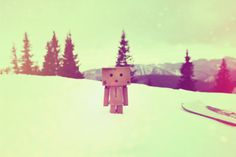 Danbo @ SKY by Alexandru Alex on 500px