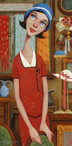 Fred Calleri (b1964 Towson, MD; since 2001 based In Flagstaff, AZ)