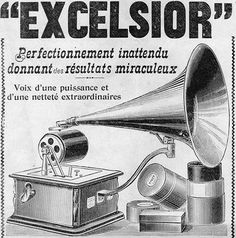 Excelsior Phonograph