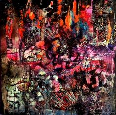 Kingdom poil on canvas 2017 Maya, Behance, Paintings, Canvas, Gallery, Tela, Paint, Roof Rack, Painting Art